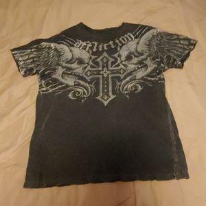 Affliction Graphics T-shirt